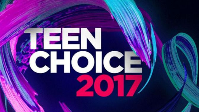 TEEN CHOICE AWARDS 2017 : LISTA DE GANADORES