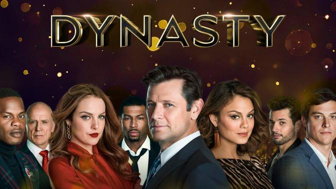 """DYNASTY : HOMECOMING"""