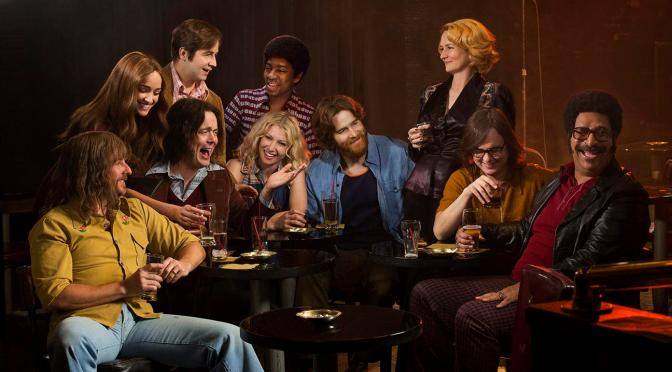'I'M DYING UP HERE' CANCELADA EN SHOWTIME