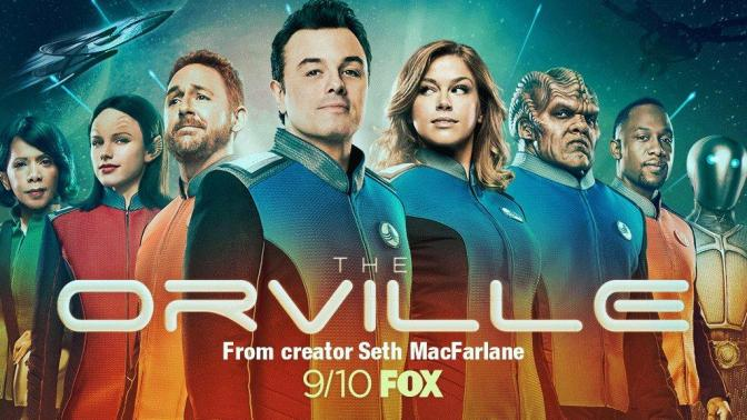 "SEGUNDA TEMPORADA PARA ""THE ORVILLE"" EN FOX"