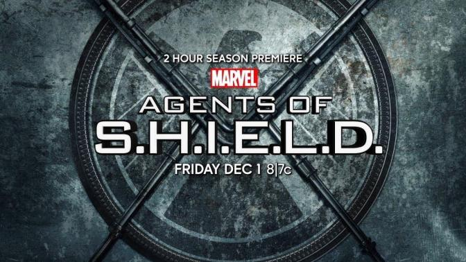 "PRIMEROS MINUTOS DE ""AGENTS OF SHIELD T5"""