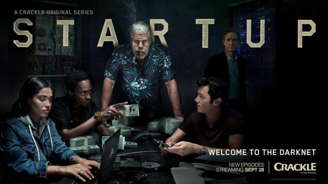 "CRACKLE RENUEVA SU SERIE ORIGINAL ""START UP"""