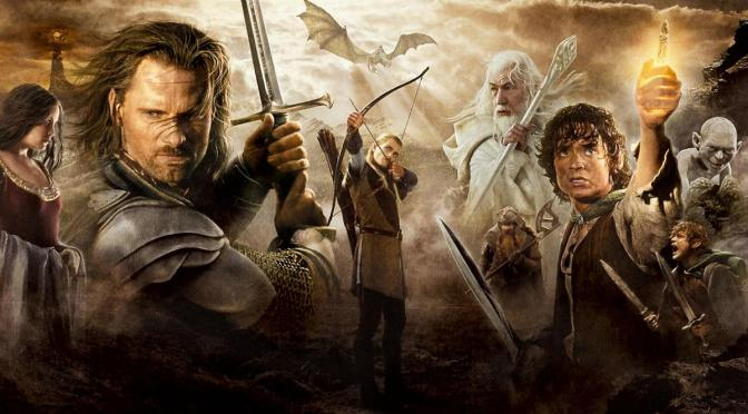 "ADAPTACIÓN DE ""THE LORD OF THE RINGS"" A LA VENTA"