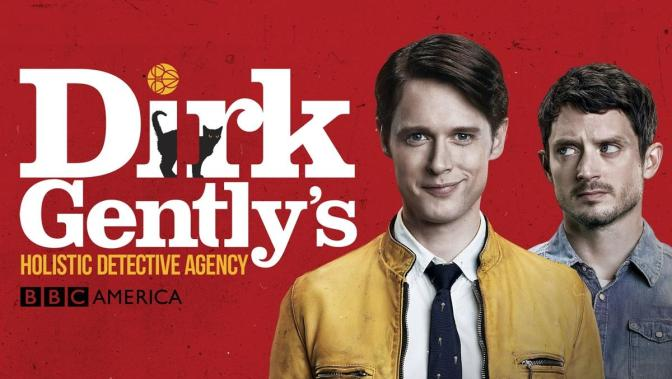 """DIRK GENTLY"" QUEDA CANCELADA EN BBC AMERICA"