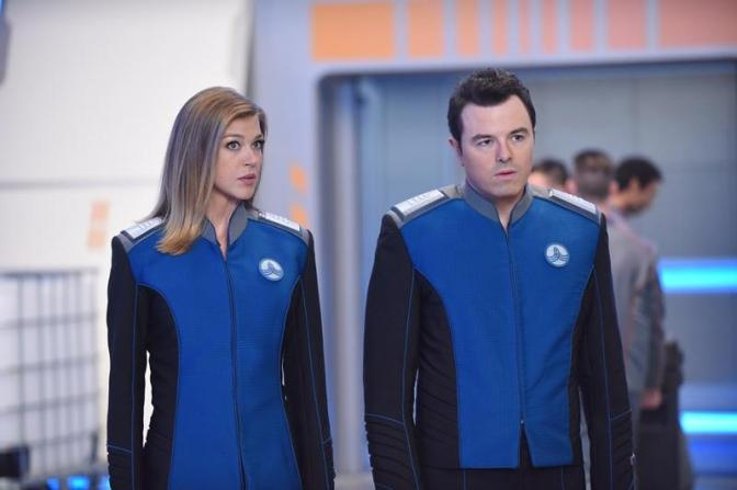 TERCERA TEMPORADA PARA 'THE ORVILLE' EN FOX