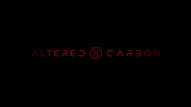 "PRIMER TRAILER EXTENDIDO PARA ""ALTERED CARBON"""