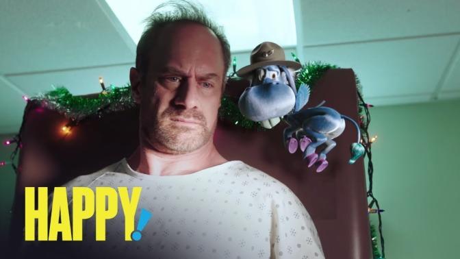 'HAPPY!' RENUEVA PARA UNA SEGUNDA TEMPORADA