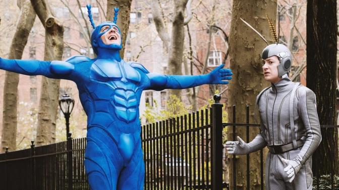 'THE TICK' : CANCELADA