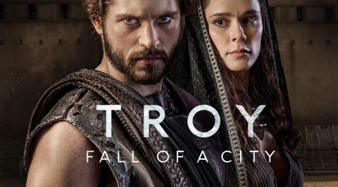 BBC ESTRENA ESTA NOCHE 'TROY : FALL OF A CITY'