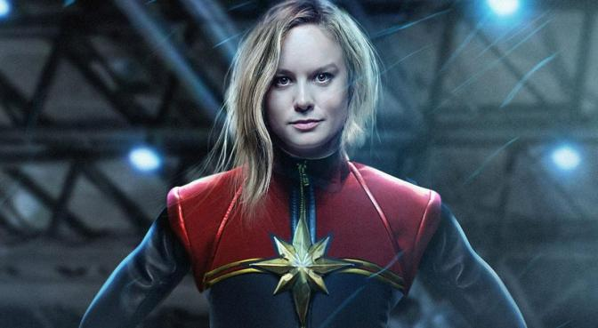 MARVEL ANUNCIA ELENCO PARA 'CAPTAIN MARVEL'