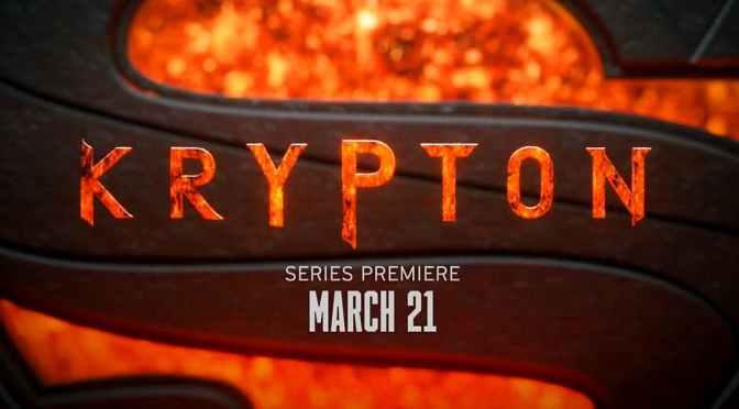 SEGUNDA TEMPORADA PARA 'KRYPTON' EN SYFY