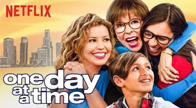 NETFLIX HA CANCELADO 'ONE DAY AT A TIME'