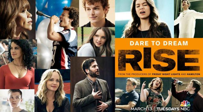 'RISE' : LA VERSIÓN MUSICAL DE 'FRIDAY NIGHT LIGHTS'