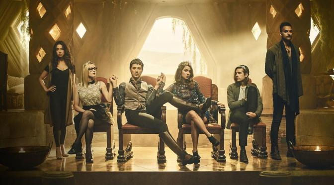 SYFY ANUNCIA EL FINAL DE 'THE MAGICIANS'