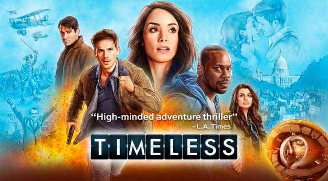 NBC ANUNCIA TVMOVIE PARA CERRAR 'TIMELESS'