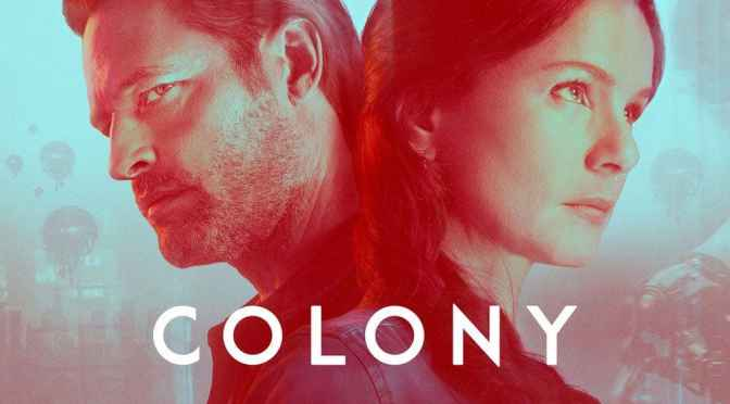 'COLONY' : CANCELADA