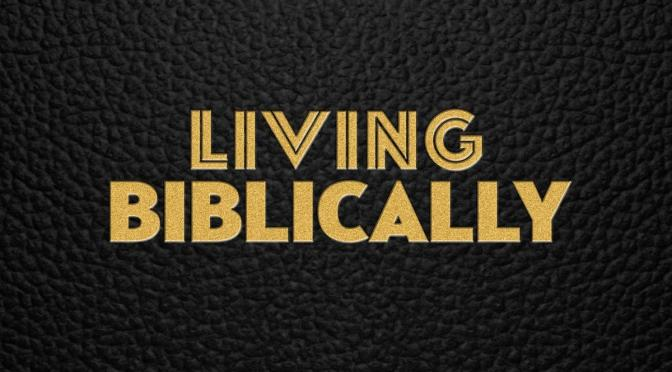 'LIVING BIBLICALLY' QUEDA CANCELADA EN CBS