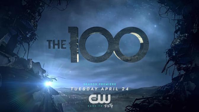 'THE 100 : EDEN'