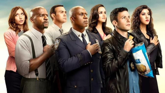 'BROOKLYN NINE-NINE' RESUCITADA POR LA NBC