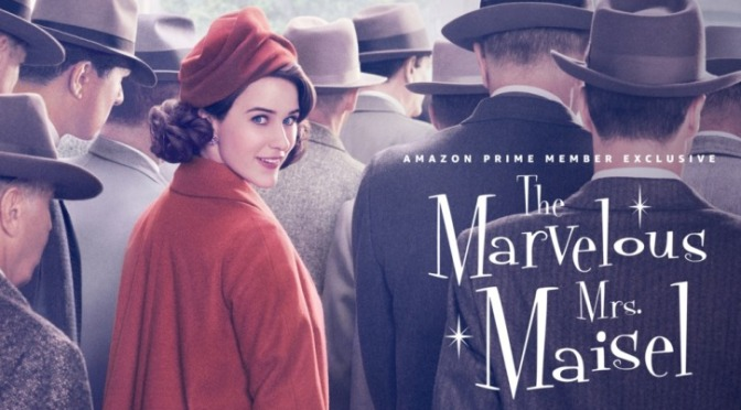 AMAZON ANUNCIA EL REGRESO DE 'MRS. MAISEL'