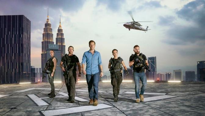 'STRIKE BACK' ARRANCA PRODUCCIÓN EN MALASIA