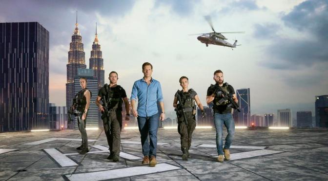 CINEMAX ANUNCIA ÚLTIMA ENTREGA DE 'STRIKE BACK'