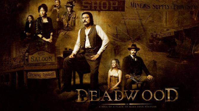 'DEADWOOD : THE MOVIE'