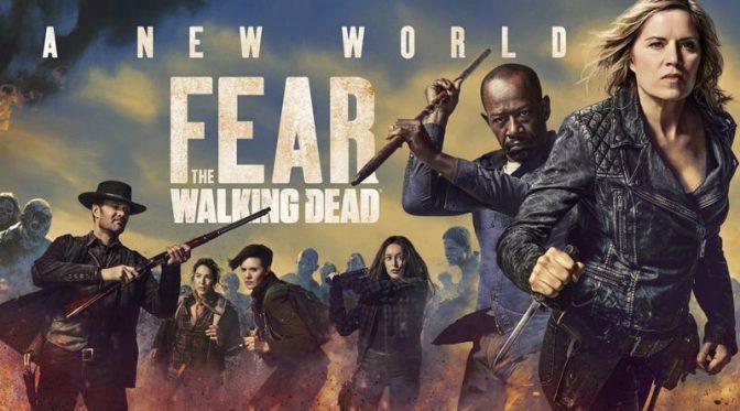 'FEAR THE WALKING DEAD' RENOVADA EN AMC
