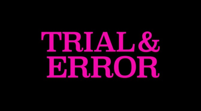 'TRIAL AND ERROR' CANCELADA EN NBC