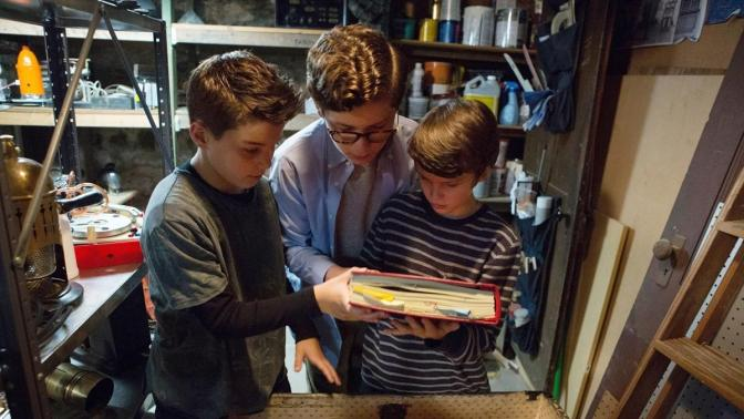 'THE DANGEROUS BOOK FOR BOYS' : CANCELADA