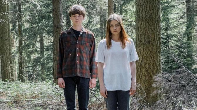 NETFLIX RENUEVA 'THE END OF THE F***ING WORLD'