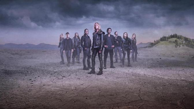 'THE 100 : DAMOCLES'