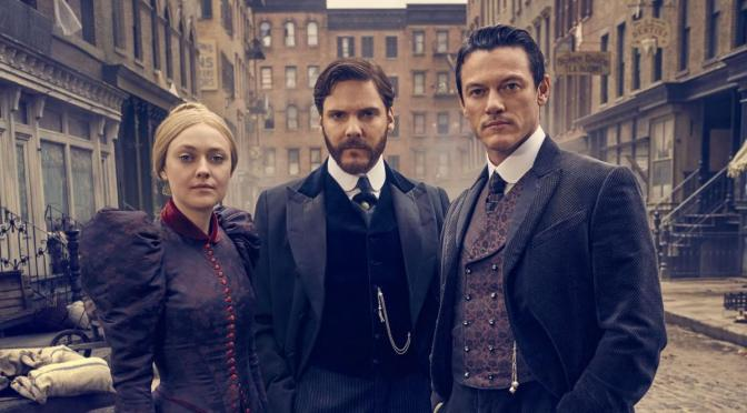 TNT ANUNCIA SECUELA PARA 'THE ALIENIST'