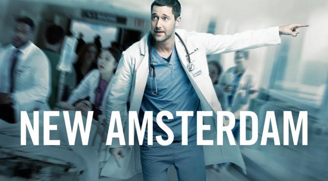 MEGA RENOVACIÓN EN NBC PARA 'NEW AMSTERDAM'