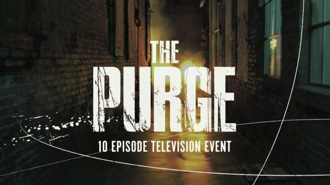'THE PURGE' : REVIEW