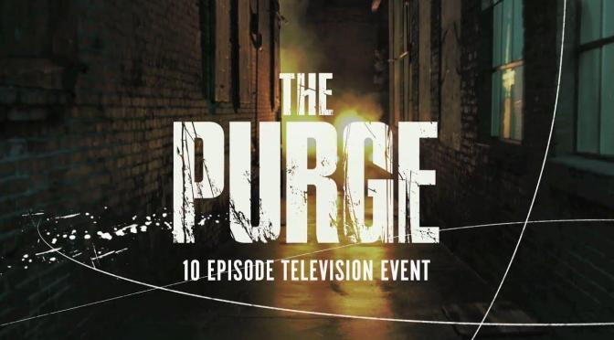 'THE PURGE' RENUEVA PARA UNA SEGUNDA ENTREGA