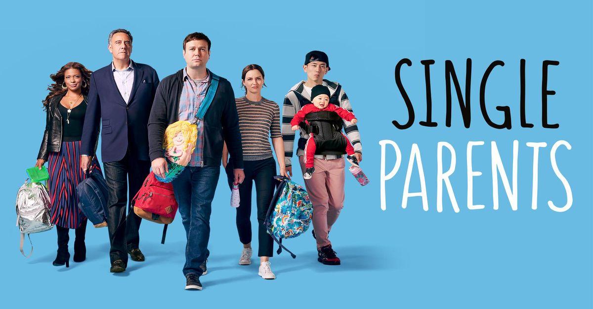 Single Parents 1x05 Espa&ntildeol Disponible