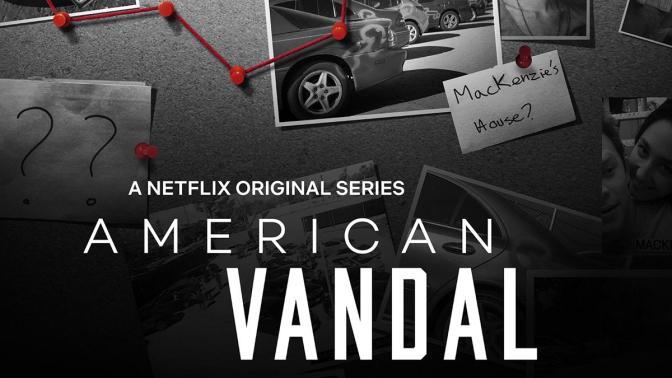 'AMERICAN VANDAL' CANCELADA EN NETFLIX