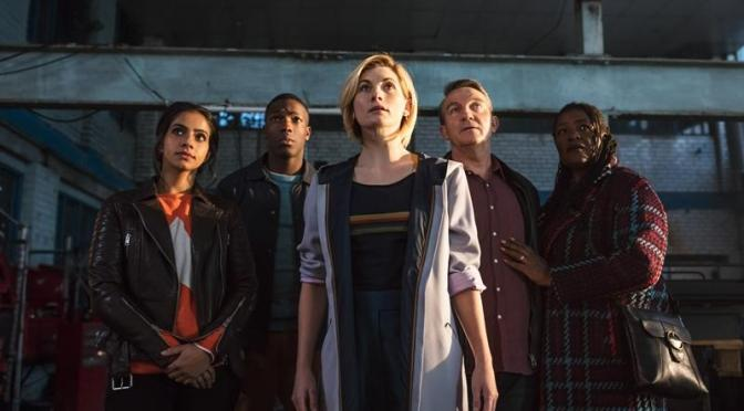 'DOCTOR WHO' TENDRÁ UNA DECIMOTERCERA ENTREGA