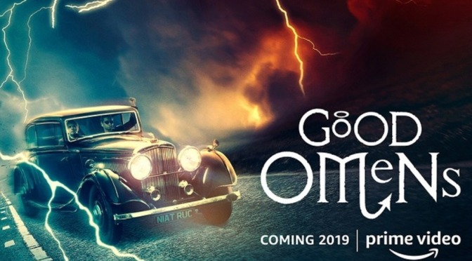 AMAZON ANUNCIA FECHA PARA 'GOOD OMENS'