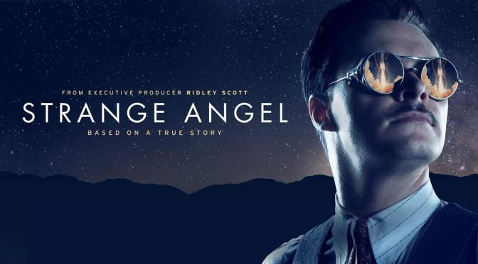 CBS ALL ACCESS CANCELA SU SERIE 'STRANGE ANGEL'