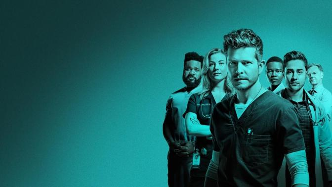 TEMPORADA COMPLETA PARA 'THE RESIDENT'