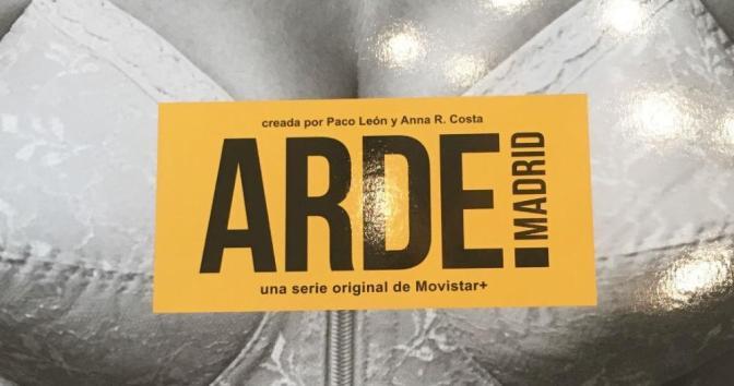 'ARDE MADRID' TENDRÁ UNA SEGUNDA TEMPORADA