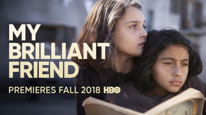 SEGUNDA TEMPORADA PARA 'MY BRILLIANT FRIEND'