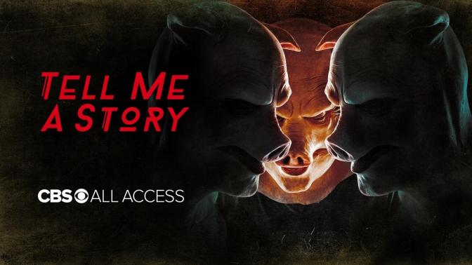'TELL ME A STORY' : REVIEW