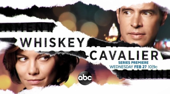 ABC CANCELA SU DRAMA 'WHISKEY CAVALIER'