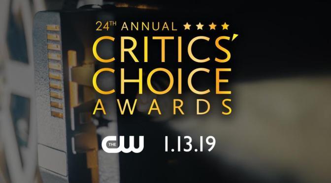 'CRITICS CHOICE 2019' : GANADORES