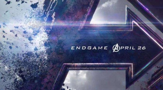 'AVENGERS : ENDGAME'
