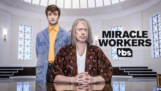 TRAILER Y FECHA PARA 'MIRACLE WORKERS' DE TBS