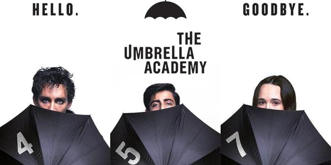 'THE UMBRELLA ACADEMY' : REVIEW (ESTRENO)